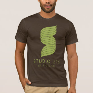 T-tröjamanar för studio 213 utslagsplatser tee