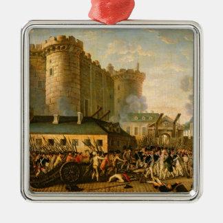 Ta av bastillen, 14 Juli 1789 Julgransprydnad Metall