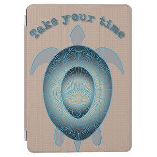 Ta din tid iPad air skydd