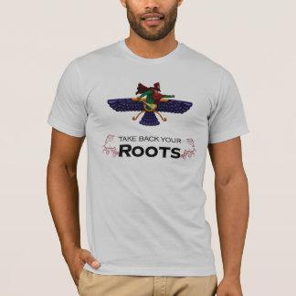 Ta ditt rotar tillbaka - persiska krigare T-tröja T Shirt