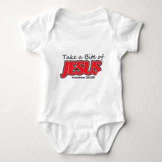 Ta en bita av Jesus Tee