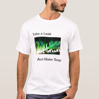 Ta en Leek - gör soppa Tröja