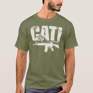 Ta kommer det AR15 T-tröja - kräm Tröjor