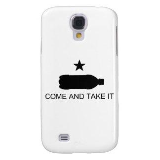 Ta kommer det barnflickan Staters! Galaxy S4 Fodral