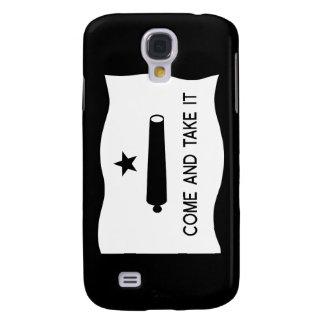 Ta kommer det flagga~ Texas Galaxy S4 Fodral