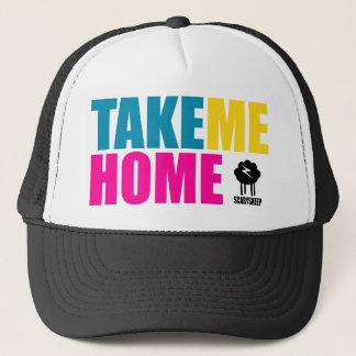 Ta mig som är hem- truckerkeps