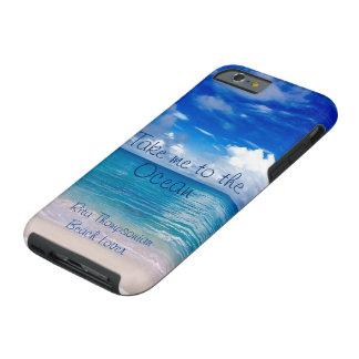 Ta mig till fodral för havcelltelefonen tough iPhone 6 fodral