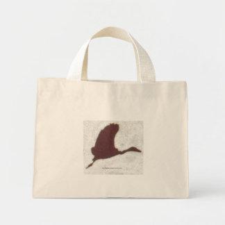 Ta oss den hem- fågeln, vid ljung Marie Davis Jone Mini Tygkasse