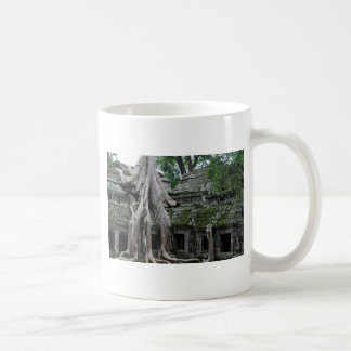ta-prohmtempel i cambodia kaffemugg