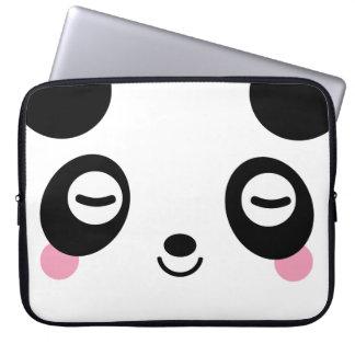 Ta sig en tupplur den Time pandaen Laptop Datorfodral