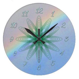 Ta tid på - den atom- designen stor klocka