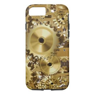 Ta tid på guld avbildar iPhone 7, tuff