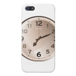 Ta tid på iPhone 5 fodral