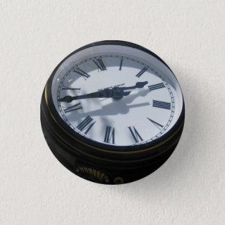 """""""Ta tid på knäppas! """", Mini Knapp Rund 3.2 Cm"""