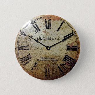 Ta tid på knäppas standard knapp rund 5.7 cm