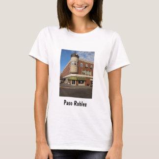 Ta tid på torn, i stadens centrum Paso Robles, Tee Shirt
