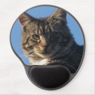Tabby katt - Gel Mousepad/Mousemat Gel Musmatta