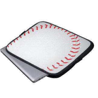 Tablet & laptop sleeve - baseball
