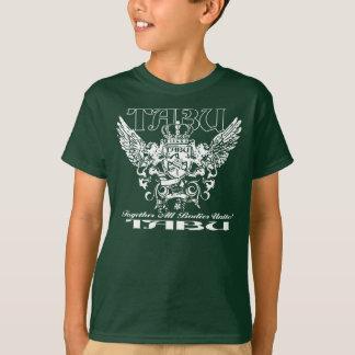 TABU påskyndar den ungdomHanes T skjortan T Shirt