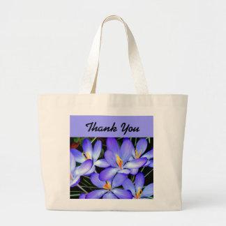 Tack blommor kasse