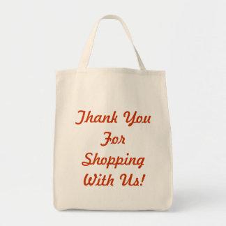 Tack för att shoppa med oss tygkasse