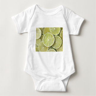 tack för fruktsaft för limefruktfruktgrönt festar t-shirt