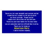 Tack för portion vårt land