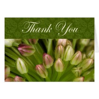 Tack Hälsningskort