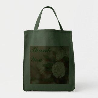 Tack hänger lös tote bags