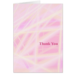 Tack - möhippa hälsningskort