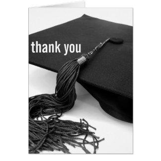 Tack: Studenten Hälsningskort