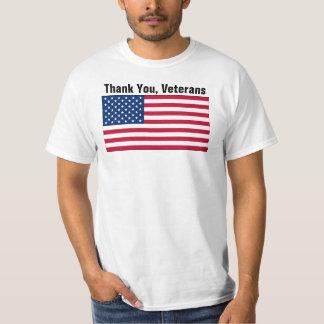 Tack veteran tshirts