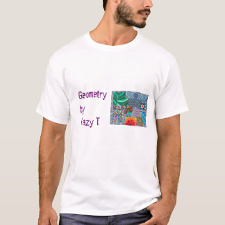 Täcka av kalendern, GeometrybyCrazy T Tee Shirt