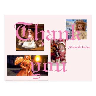 tacka dig att card vykort