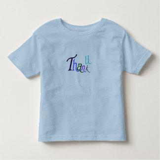Tacka dig - blåtthjärtor t shirts
