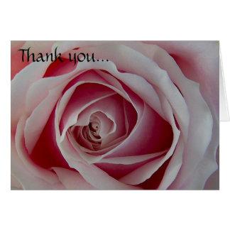 Tacka dig… för att gifta sig gåvakortet kort