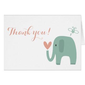 Tacka dig hälsningkort hälsningskort