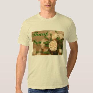 Tacka dig manar skjorta t-shirts
