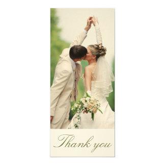 tacka dig photocards 10,2 x 23,5 cm inbjudningskort