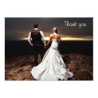 tacka dig photocards 12,7 x 17,8 cm inbjudningskort