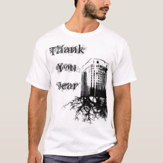 tacka dig raringen tee shirts