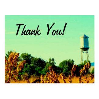 Tacka dig vykortet vykort