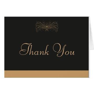 Tacka Elegantly dig Hälsnings Kort