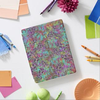 Täcka för Grungekonst för iPad 2/3/4 abstrakt för iPad Skydd