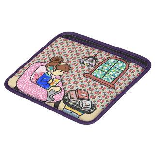 Täcka för iPad Sleeve För iPads