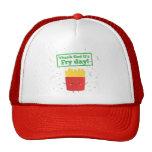 Tacka guden som det är småfiskdagen! med gullig po baseball hat