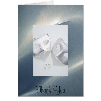 Tackbröllopkort