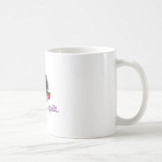 Täcke (maskin) kaffemugg