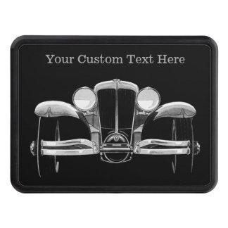 Täcker den beställnings- haken för vintage car skydd för dragkrok