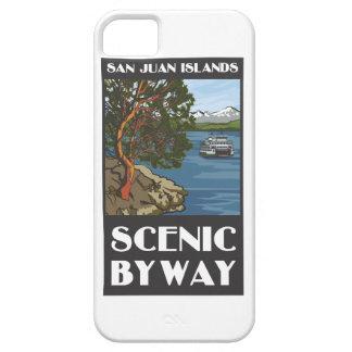 Täcker den sceniska bywayen Iphone för San Juan iPhone 5 Cover